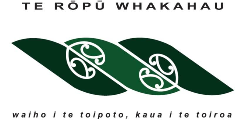 Te Ropu Whakhau logo