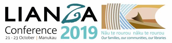 LIANZA 2019 Conference logo