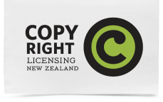 Copyright Licencing logo