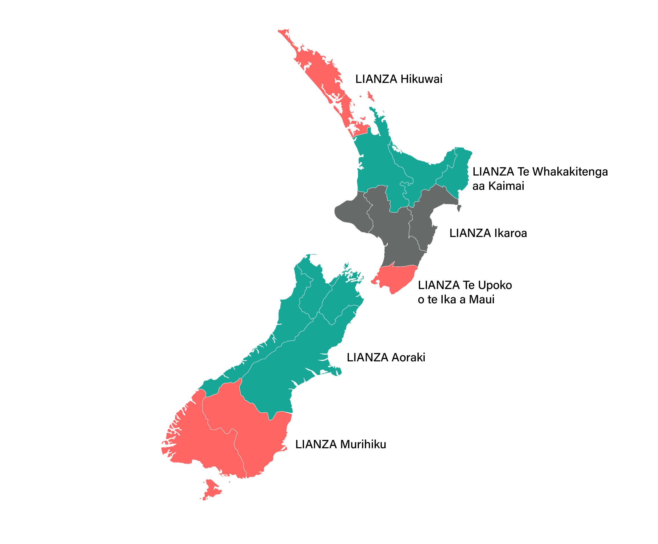 LIANZA Regions-01