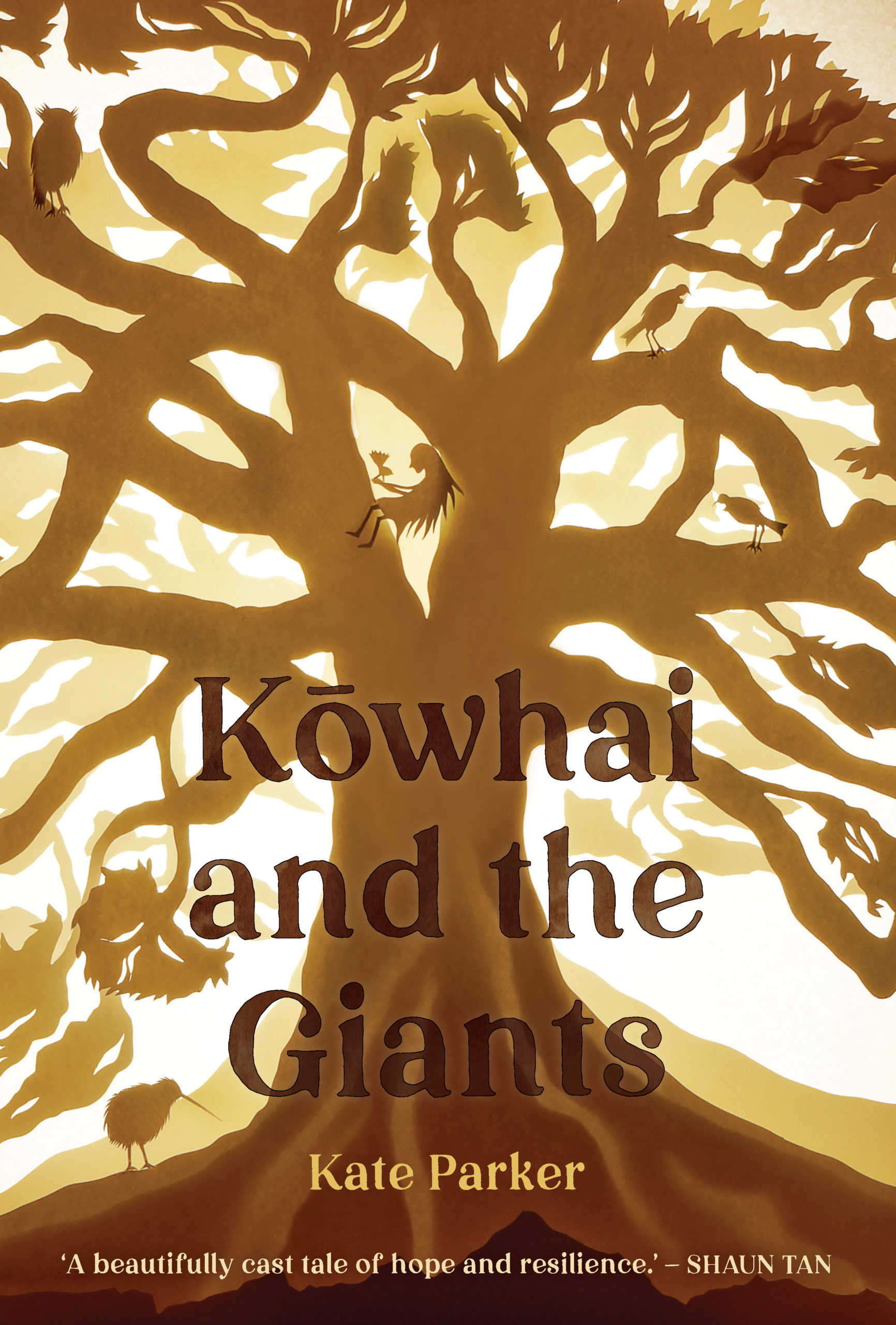 Kōwhai and the Giants