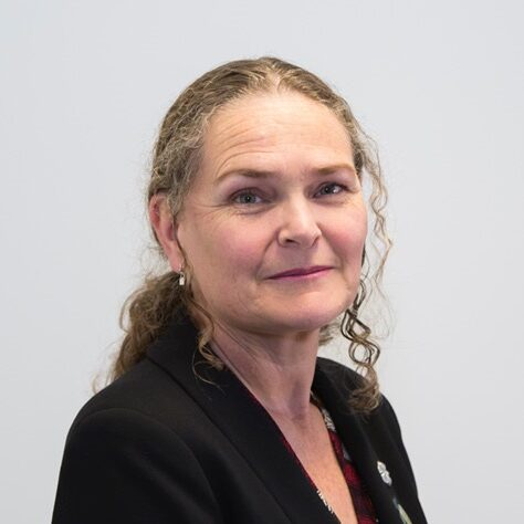 Rachel Esson, LIANZA President 2019-2020